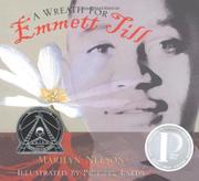 Cover art for A WREATH FOR EMMETT TILL