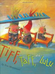 Cover art for TIFF, TAFF, AND LULU