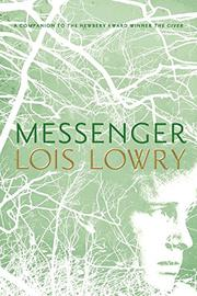 Cover art for MESSENGER