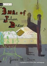 3 NBS OF JULIAN DREW by James M. Deem