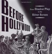 BEFORE HOLLYWOOD by Paul Clee