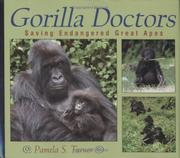 Book Cover for GORILLA DOCTORS