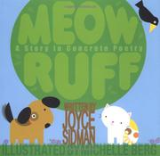 Book Cover for MEOW RUFF