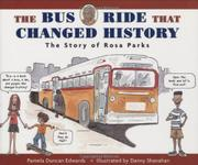 Cover art for THE BUS RIDE THAT CHANGED HISTORY
