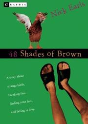 48 SHADES OF BROWN by Nick Earls