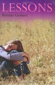 LESSONS by Bonnie Geisert