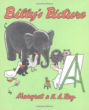 Cover art for BILLY'S PICTURE