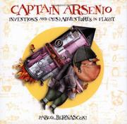 Cover art for CAPTAIN ARSENIO