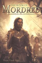 Cover art for THE BOOK OF MORDRED