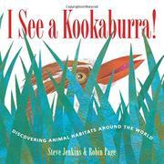 I SEE A KOOKABURRA! by Steve Jenkins