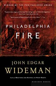 Book Cover for PHILADELPHIA FIRE