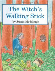 Cover art for THE WITCH'S WALKING STICK
