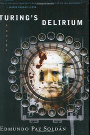 Book Cover for TURING'S DELIRIUM