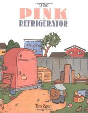 Cover art for THE PINK REFRIGERATOR