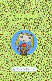 Book Cover for JUST GRACE