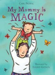 Book Cover for MY MOMMY IS MAGIC