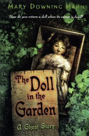 Cover art for THE DOLL IN THE GARDEN: A Ghost Story