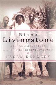 Book Cover for BLACK LIVINGSTONE