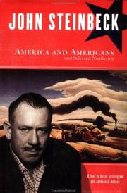 Cover art for AMERICA AND AMERICANS