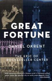 Book Cover for GREAT FORTUNE