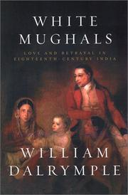 Cover art for WHITE MUGHALS