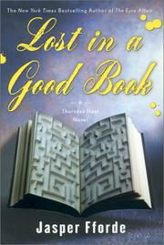 Cover art for LOST IN A GOOD BOOK