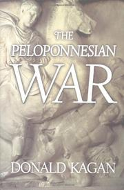 THE PELOPONNESIAN WAR by Donald Kagan
