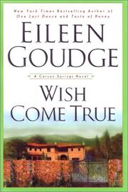 WISH COME TRUE by Eileen Goudge