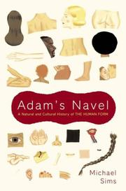 Cover art for ADAM'S NAVEL