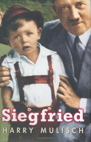 Cover art for SIEGFRIED