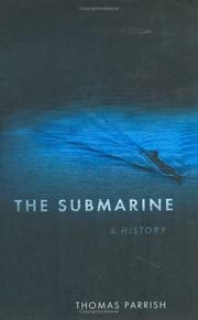 Cover art for THE SUBMARINE