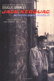 WINDBLOWN WORLD by Jack Kerouac