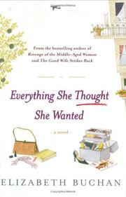Cover art for EVERYTHING SHE THOUGHT SHE WANTED