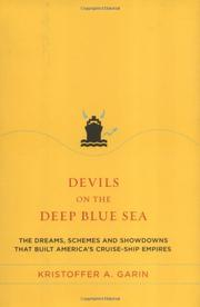 Cover art for DEVILS ON THE DEEP BLUE SEA