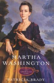 MARTHA WASHINGTON by Patricia Brady