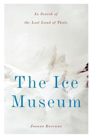 Cover art for THE ICE MUSEUM