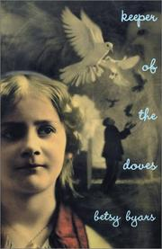 Book Cover for KEEPER OF THE DOVES
