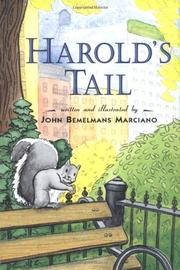 HAROLD'S TAIL by John Bemelmans Marciano