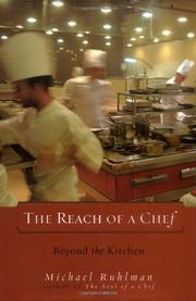 Cover art for THE REACH OF A CHEF