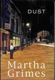 DUST by Martha Grimes