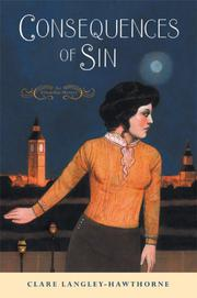 CONSEQUENCES OF SIN by Clare Langley-Hawthorne