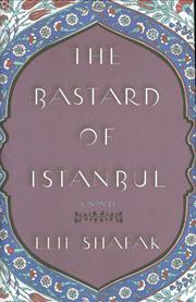 Book Cover for THE BASTARD OF ISTANBUL