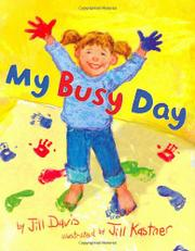 MY BUSY DAY by Jill Davis