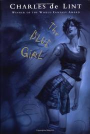 Cover art for THE BLUE GIRL