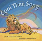 COOL TIME SONG by Carola Lexa Schaefer