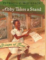 Book Cover for ABBY TAKES A STAND