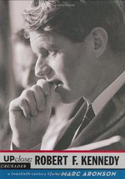 ROBERT F. KENNEDY by Marc Aronson