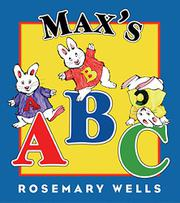 Book Cover for MAX'S ABC