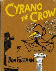CYRANO THE CROW by Don Freeman