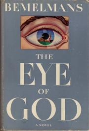 THE EYE OF GOD by Ludwig Bemelmans
